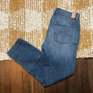 Level 99 Sienna Tomboy Jeans Size 28 Distressed